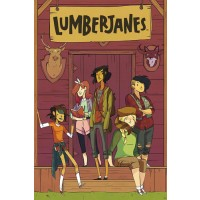 Lumberjanes Vol.1: Beware the Kitten Holy