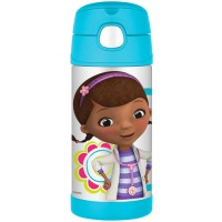 Doc McStuffins Funtainer Bottle