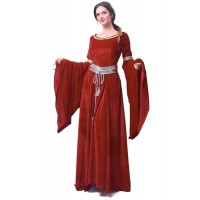 Medieval Gown Costume
