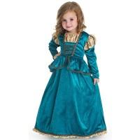 Merida-Inspired Adventure Dress