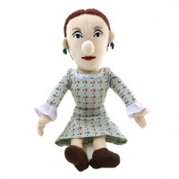 Virginia Woolf Plush