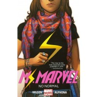 Ms. Marvel Volume 1 - No Normal