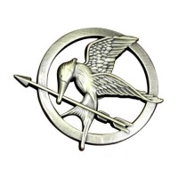 The Hunger Games Mockingjay Pin