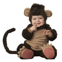 Infant/Toddler Monkey Costume