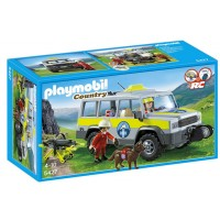 Playmobil Mountain Rescue Truck