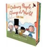 Ordinary People Change The World Gift Set