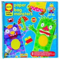 Early Learning Paper Bag Monsters