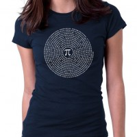 Pi Math Circle T-Shirt