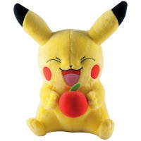 Pikachu with Apple Plush