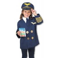 Child's Pilot Costume