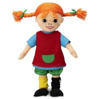 Pippi Longstocking Plush Doll