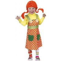 Toddler Peppy Swedish Girl Costume