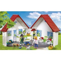 Playmobil Take Along Pet Store