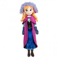 Disney Frozen Plush Anna Doll