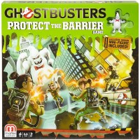Ghostbusters Protect The Barrier Game