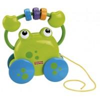 Pull-Along Froggie