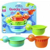Quacky Cups Bath Toy