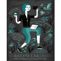 Women in Science - Rachel Carson Poster