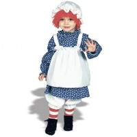 Infant / Toddler Raggedy Ann Costume