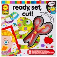 Early Learning Ready, Set, Cut!