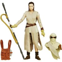 Rey on Jakku Action Figure (Black Series)