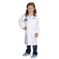 Rocket Scientist Lab Coat