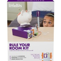 littleBits Rule Your Room Invention Kit