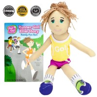 Go! Go! Sports Girl Doll: Runner Girl Ella, Read and Play Set