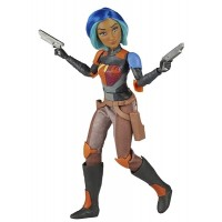 Star Wars: Forces of Destiny Sabine Wren Adventure Doll