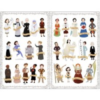 Women In History Poster 1 and 2 Package