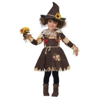 Pumpkin Patch Scarecrow Costume