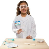 Scientist Costume Set
