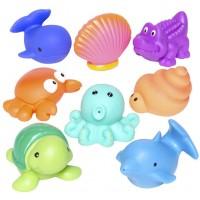 Sea Life Bath Squirties