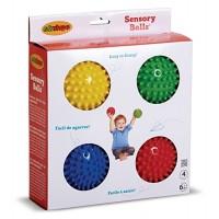 Sensory Ball 4-Pack Mega Set