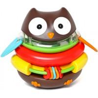 Skip Hop Rocking Owl Stacker