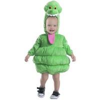 Plush Slimer Costume