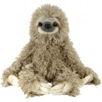 Three-Toed Sloth Plush