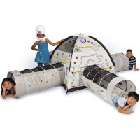 Space Station Tent and Tunnel Combo