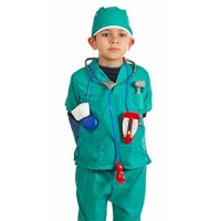 Surgeon Costume Set