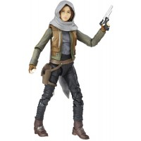 "Jyn Erso 6"" Action Figure (Black Series)"