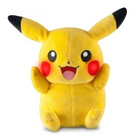 Talking Pikachu Plush