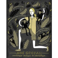 Women in Science - Jane Goodall Poster
