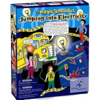Magic School Bus: Jumping Into Electricity