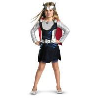 Marvel Universe Thor Girl Costume