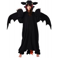 Toothless the Dragon Kigurumi