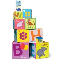 Tot Tower, Alphabet and Numbers