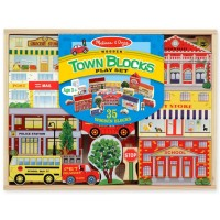 Town Blocks Set