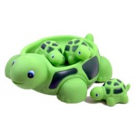 Turtle Family Bath Toy