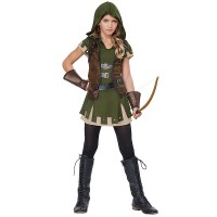 Child / Tween Robin Hood Costume