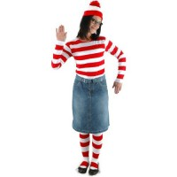 Where's Waldo - Wenda Costume